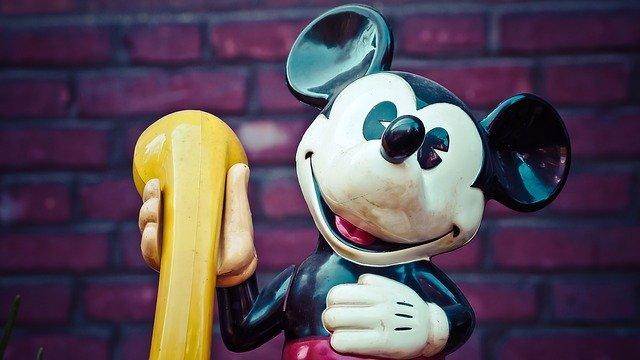 Walt Disney Aktie